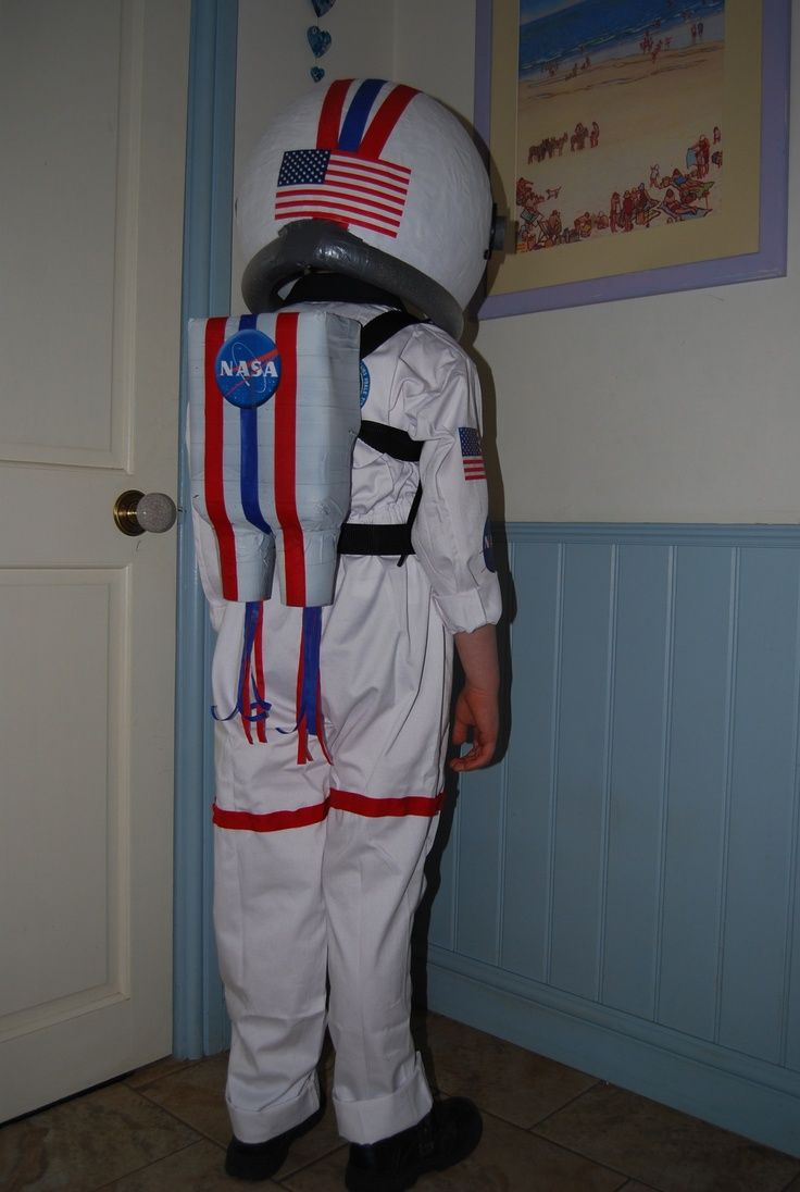 astronaut costume homemade astronaut costume ii future family ideas projects to try. Black Bedroom Furniture Sets. Home Design Ideas