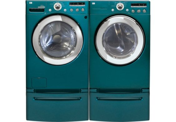 Lg Washer And Dryer I Love Mine And Esp This Color Which Is What Made Me Buy The Set Lg Washer And Dryer Washer And Dryer Lg Washer