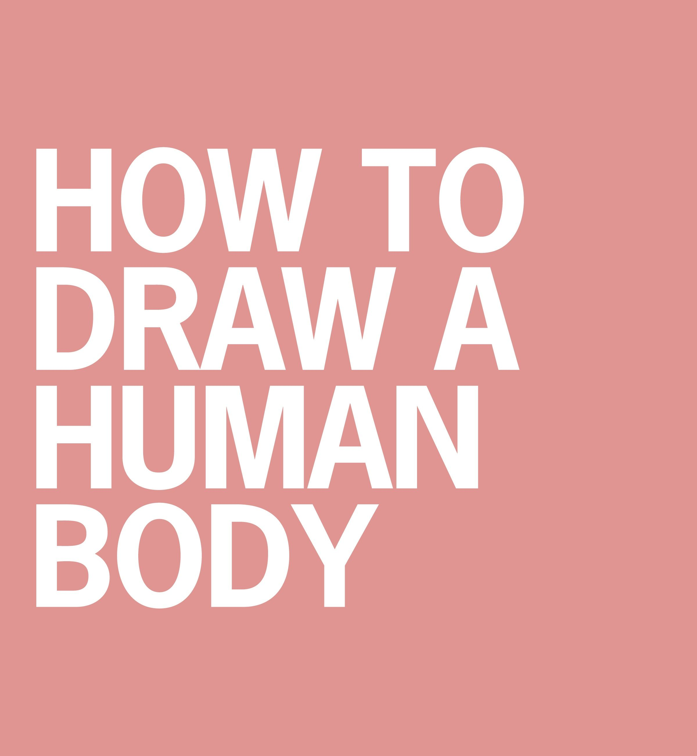 how-to-draw-a-human-body - anatomy drawings for artists. | drawings ...