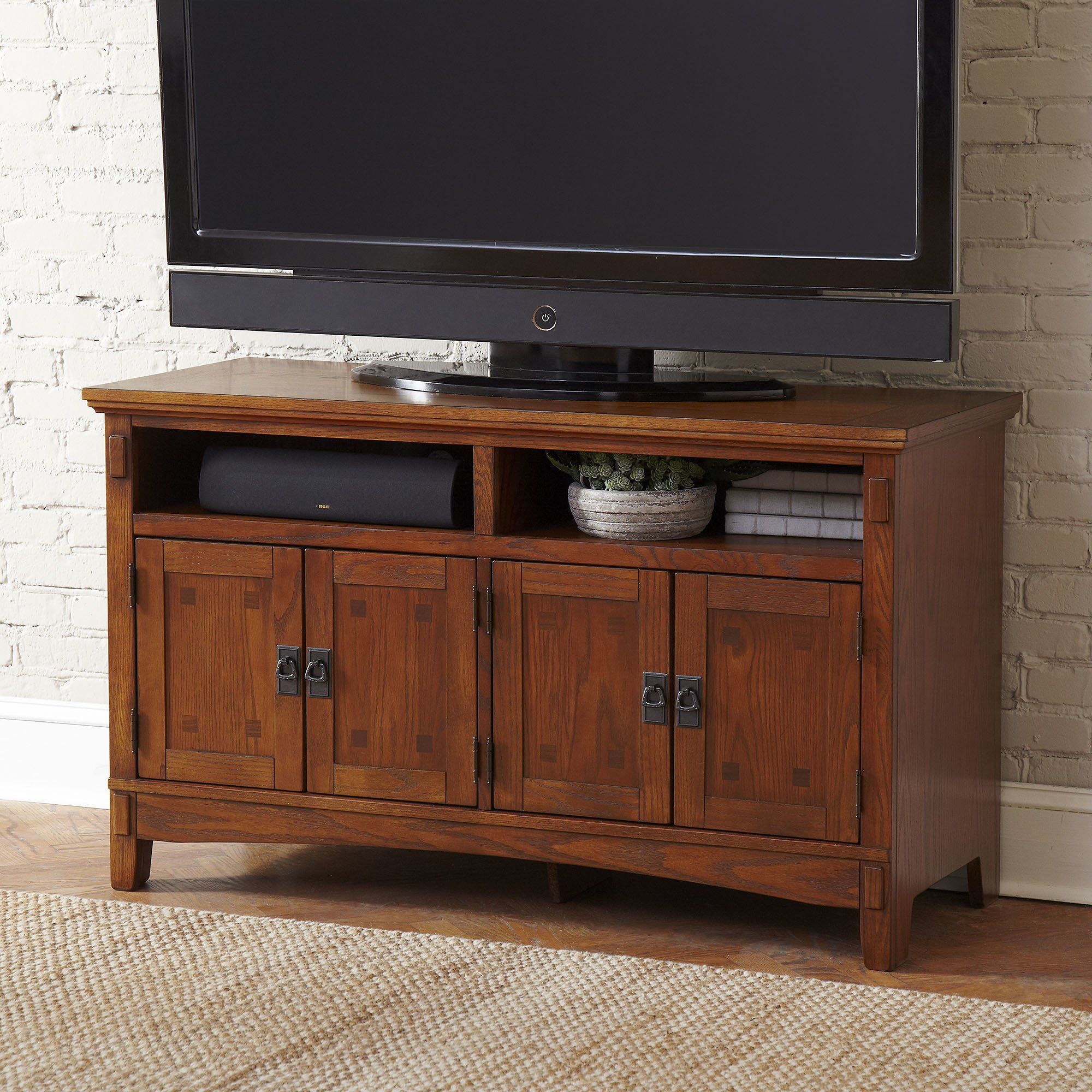 Bloomsbury Tv Stand For Tvs Up To 50 Tubbs Entertainment Center