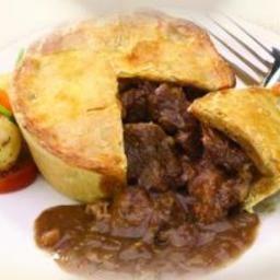 Scottish Butchers Steak Pie Recipe