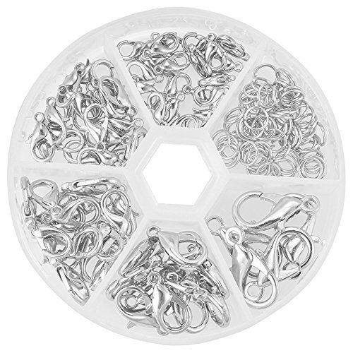 Pandahall 1 Box Zinc Alloy Lobster Claw Clasps & Iron Jum... https://www.amazon.com/dp/B01GJGPXVE/ref=cm_sw_r_pi_dp_x_E9RdybMZHXT6Z