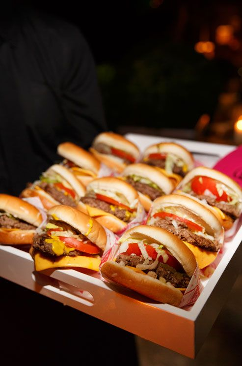 Pass Around Some Late Night Comfort Food To Tired Guests On The Dance Floor Refuel Truck WeddingWedding CateringWedding