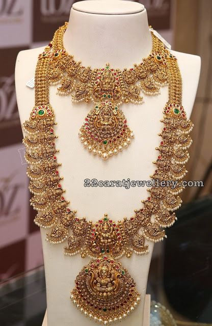 Antique Gold Jewelry Indian