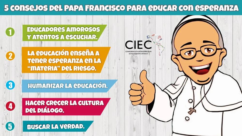 Mi Padlet Extraordinario Papa Francisco Educacion Resolución De Conflictos