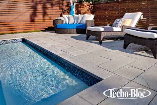 Aberdeen Slab By Techo Bloc In Azzurro Www Facebook Techobloc