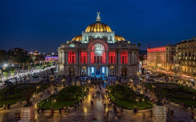 """(21) """"Palacio de Bellas Artes"""" - Twitter Search"""