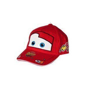 8f6469312d7 Disney PIXAR CARS Hat - Lightning McQueen kids Baseball Cap