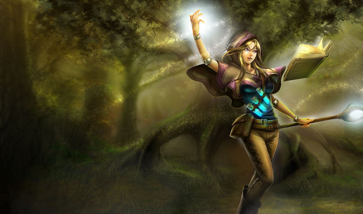Luxanna Lux Crownguard The Lady Of Luminosity Spellthief Skin League Of Legends Art Legend Images
