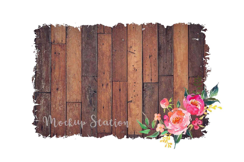 Sublimation Wood Background Png Bundle Frame Clip Art Splat Example Image 4 Frame Clipart Wood Background Clip Art