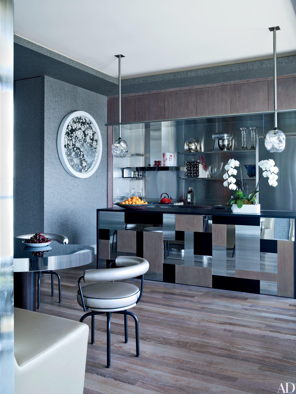 28 Stunning Kitchen Island Ideas   Pinterest   Architectural digest ...