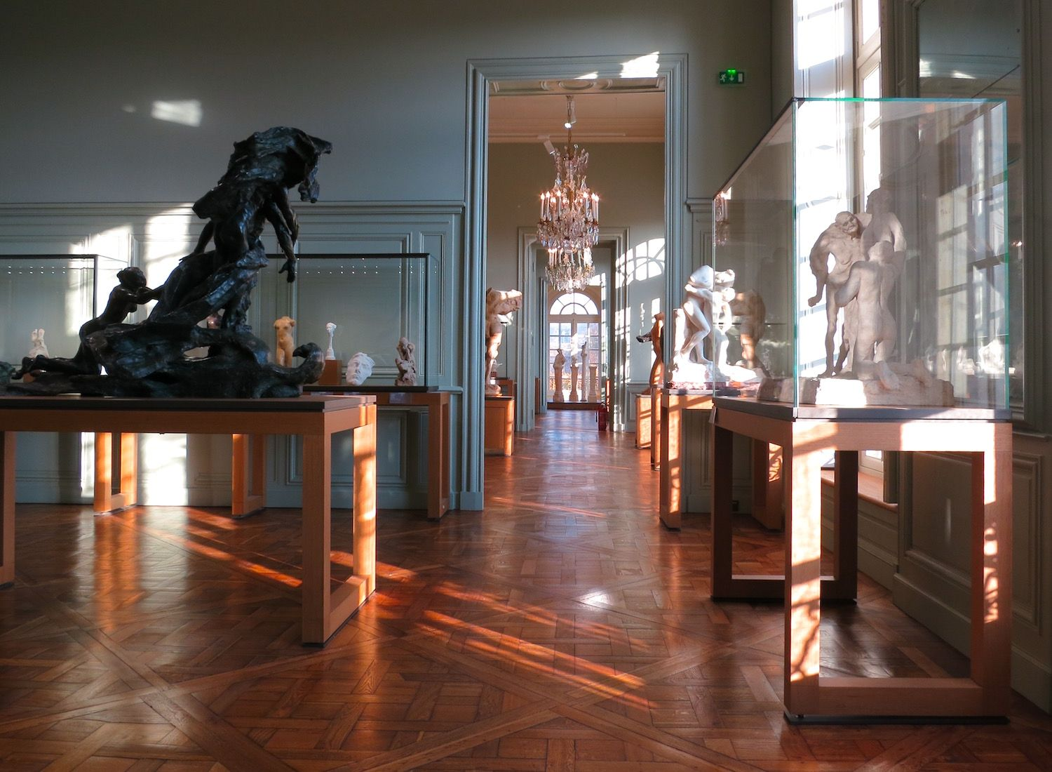mus e rodin reopening in paris sylvia davis sculptura pinterest rodin rodin museum and. Black Bedroom Furniture Sets. Home Design Ideas