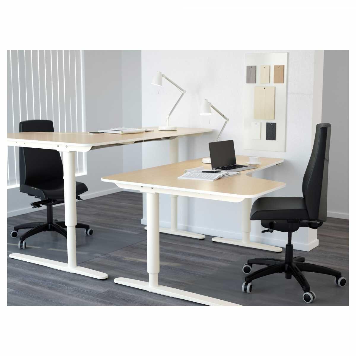 Ikea Bekant Corner Desk New Review Home Office Furniture Ikea Bekant Home