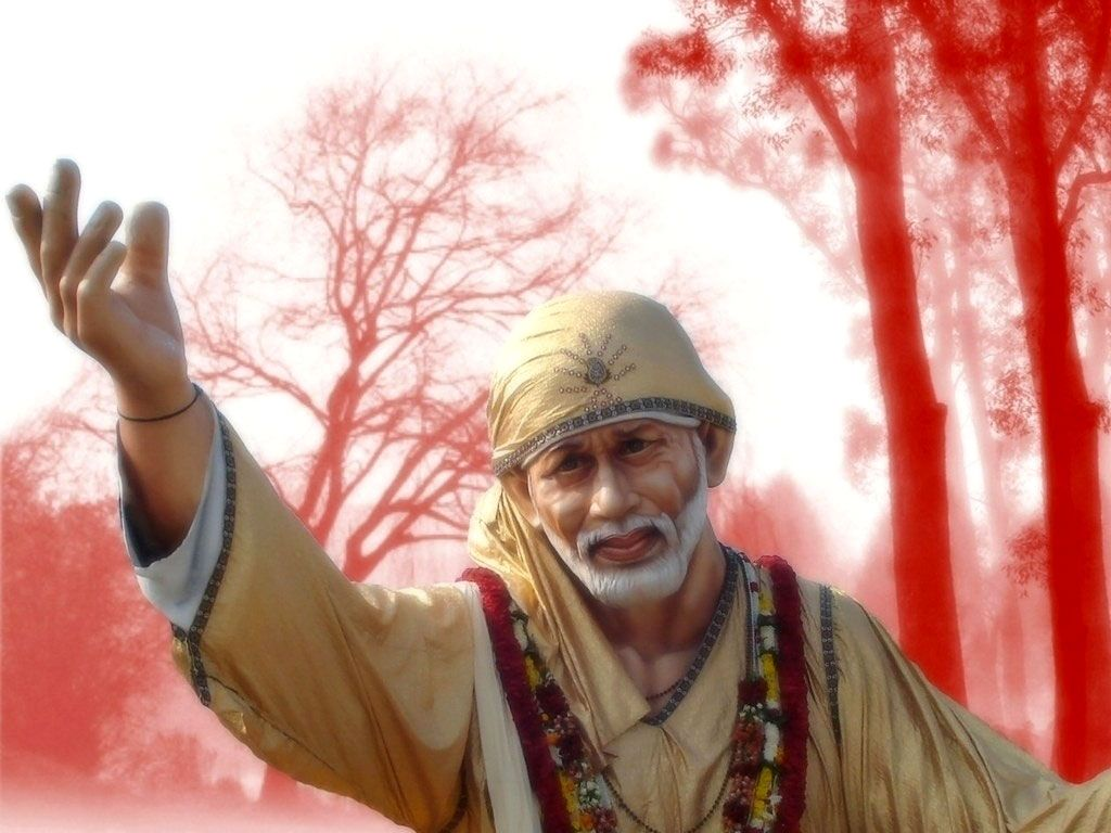 Hd wallpaper sai baba - Free Sai Baba Wallpaper Download