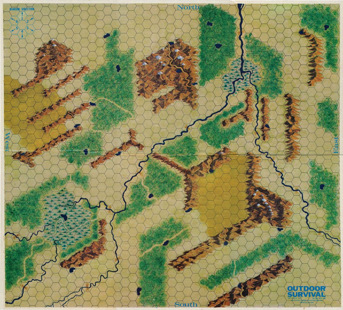 Outdoor survival board gary gygaxs first world map where greyhawk outdoor survival board gary gygaxs first world map where greyhawk was played gumiabroncs Images