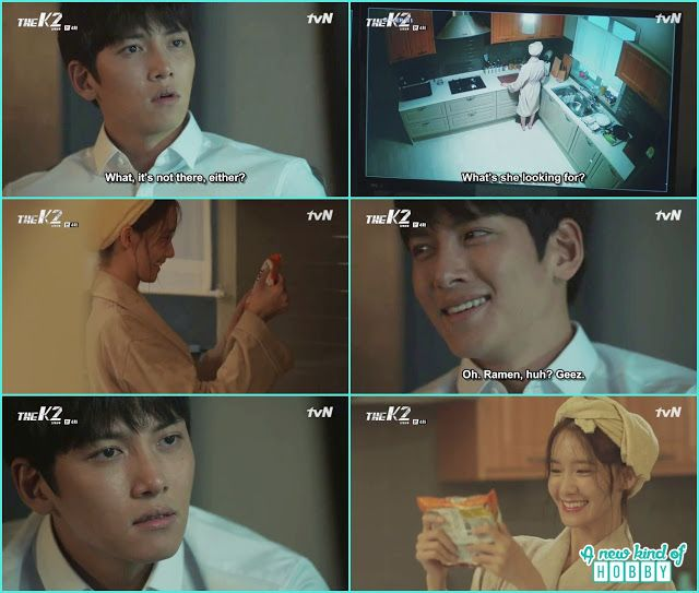 The K2 - Adorably Frustrated Commentary on Ramyun - Episode 4 (Eng Sub) Ji