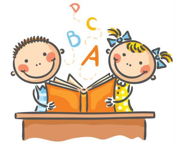 škola volá - Hledat Googlem | Desenho de criança, Crianças lendo ...