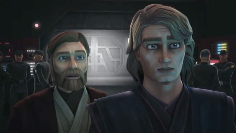 When You Realize That The Clone Wars S7 Can T Have A Happy Ending Because Revenge Of The Sith Happens Next Https Ift Clone Wars Disney Plus Star Wars Movie