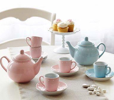 Porcelain Tea Set Silver Tea Set Tea Set Childrens Tea