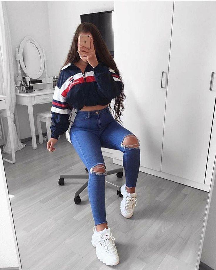 Jugendkleidungsstil #adidasclothes Jugendkleidungsstil | Jugendkleider Uk | Teen...