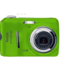 Kodak EasyShare C1530 14 MP Digital Camera with 3x Optical