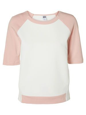 Candy Sweet shirt from VERO MODA. #veromoda #pastel #pink #fashion