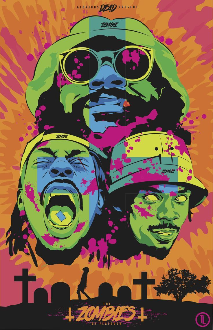 Image result for flatbush zombies posters | band posters ...
