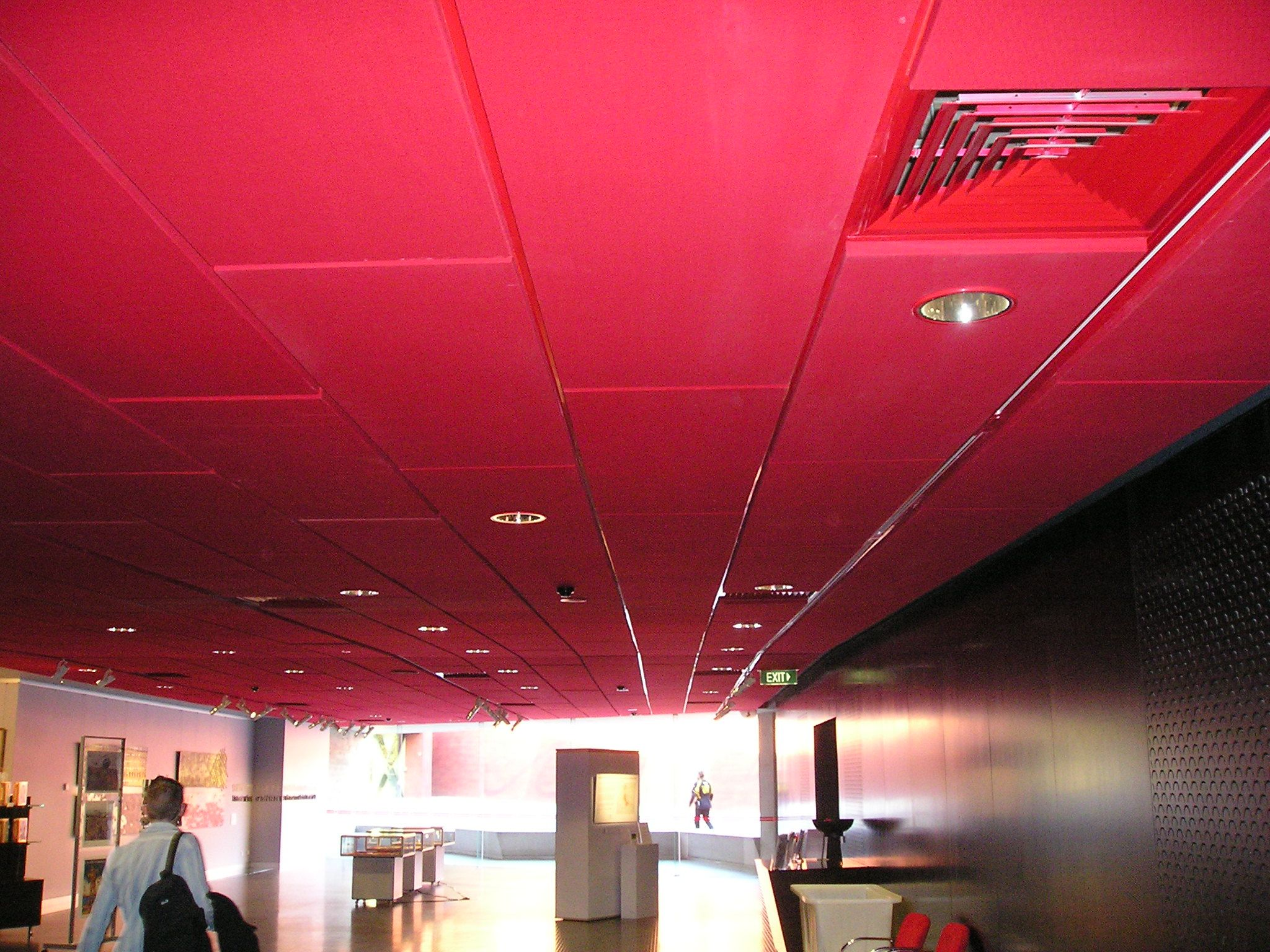 Painted acoustic ceiling tile google search project j painted acoustic ceiling tile google search dailygadgetfo Images