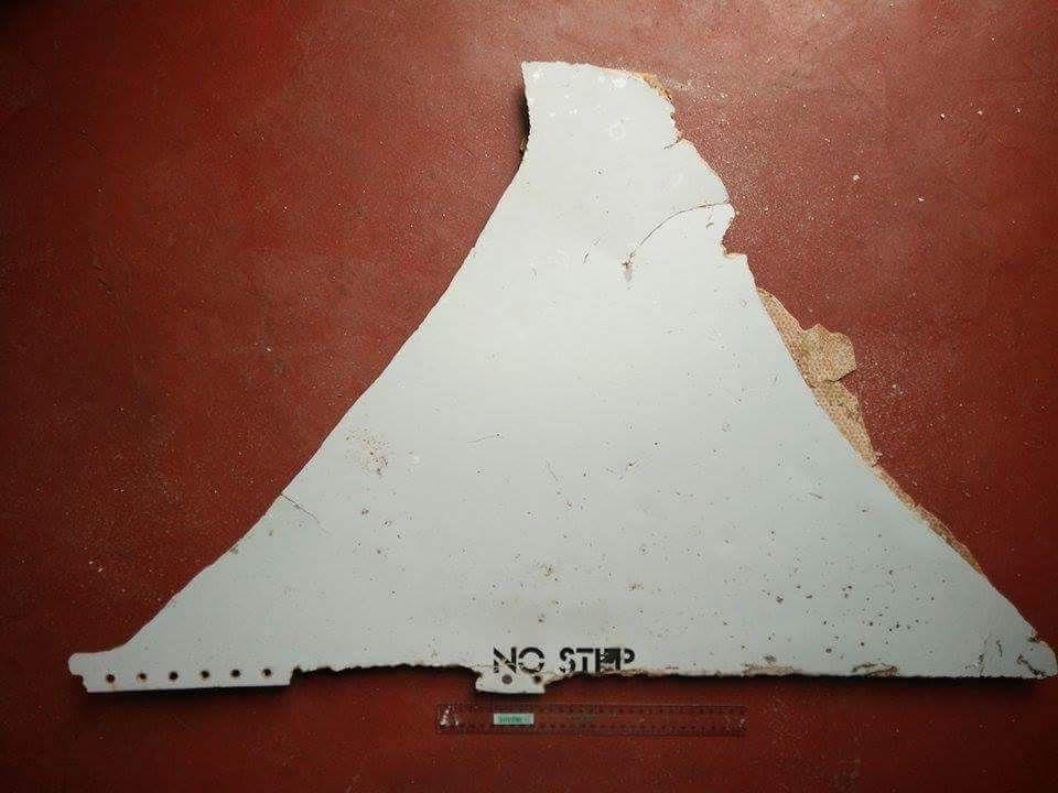 Man finds possible Malaysian plane debris MyTechBits