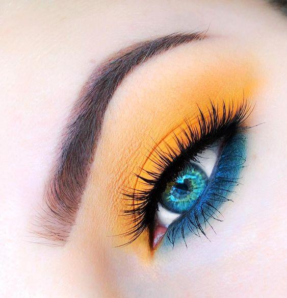 Photo of Bilden; Aussehen; Make Up Looks; Schweres Make-Up; Licht Make-up; Lidschatten; Make Up Aug …, #Aug #H …
