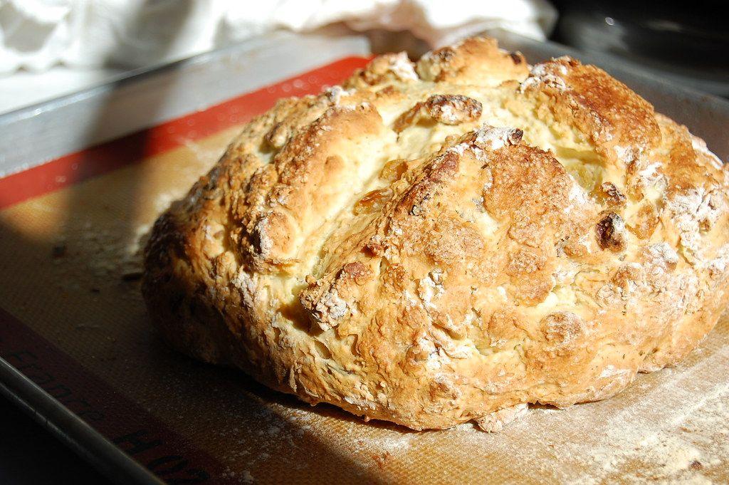 Recipe Irish Soda Bread Spotted Dog Unpeeled Recipe In 2020 Soda Bread Irish Soda Bread Irish Soda