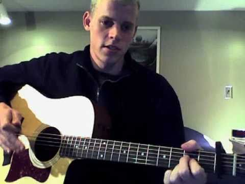 Tutorial- Colder Weather by The Zac Brown Band - YouTube | chords ...
