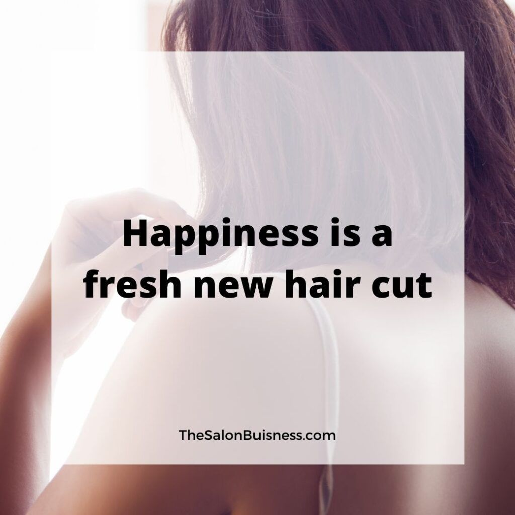 12 Funny & Inspirational Hairstylist Quotes & Sayings in 12