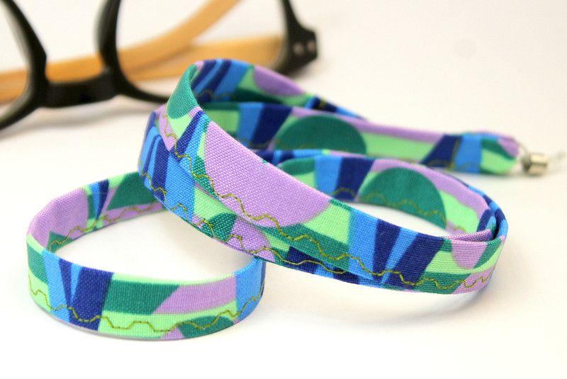 Brillenketten - Brillenkette Brillenband - ein Designerstück von LeneInLove bei DaWanda