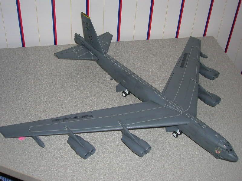 Revell's B-52H