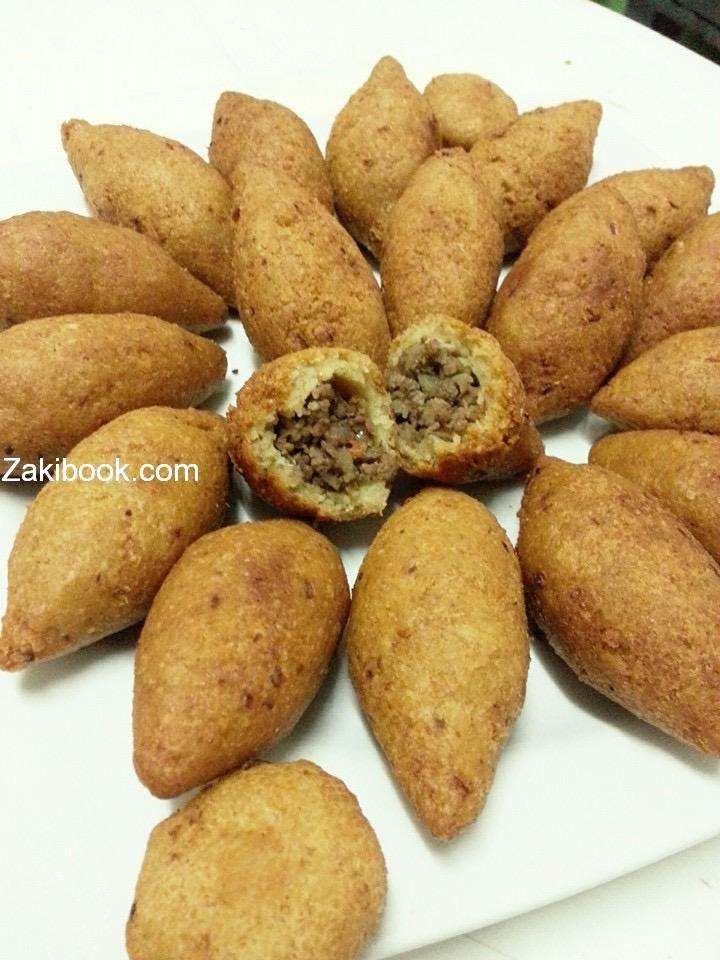 كبة البطاطا المقرمشة زاكي Cooking Cream Food Recipes