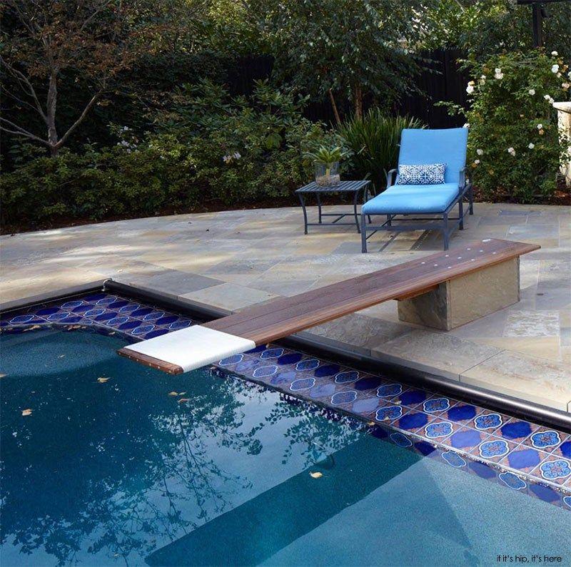 Beautiful Custom Wood Diving Boards by Mikel Tube | Pools ...