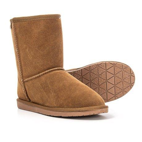 4a982f22dee Minnetonka Moccasin Carole Classic girls Boot | Kid fashion ...