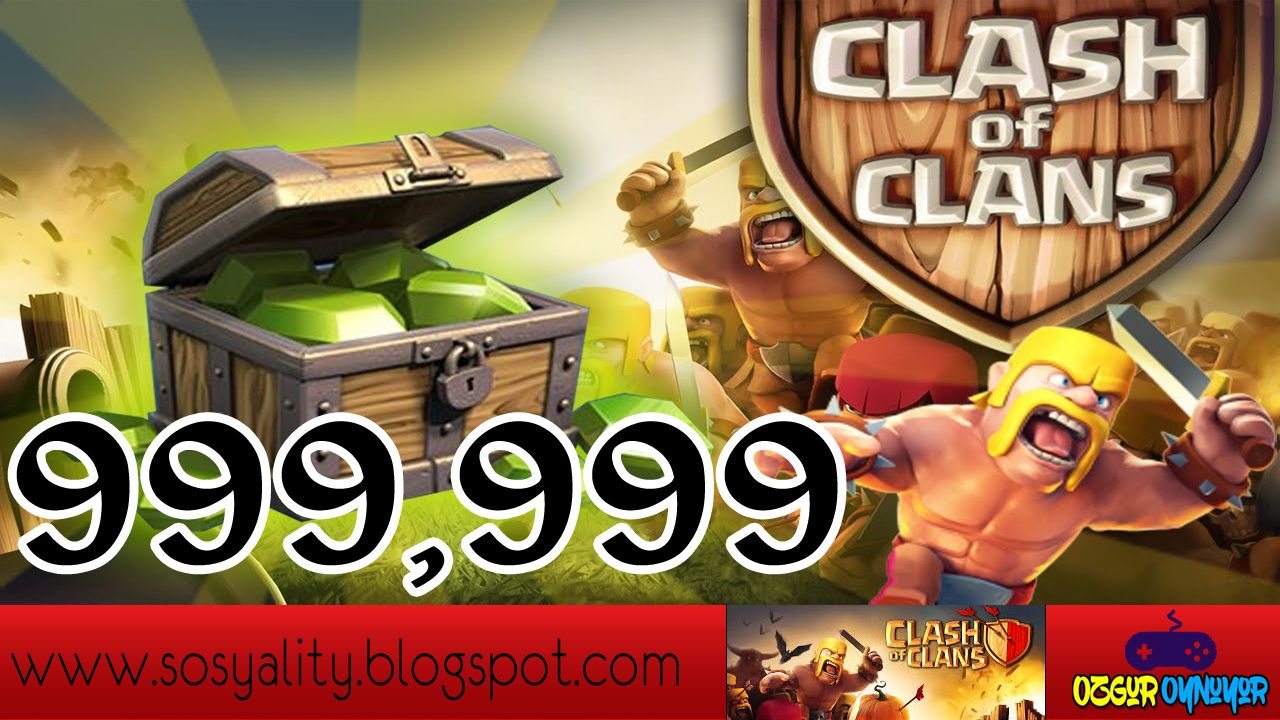 clash of clans hile indir android