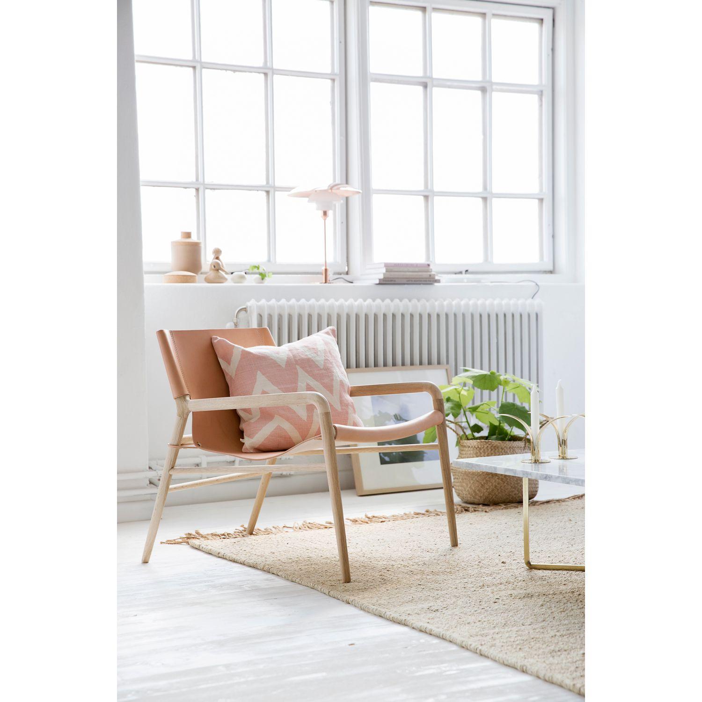 Rama stol, natur/natur – OX Denmarq – Köp online på Rum21.se