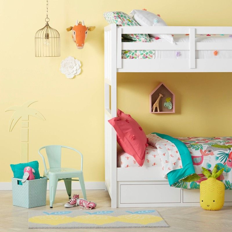 Exclusive target just revealed their new kids decor collection and once your kid sees this theyre going to be begging for a bedroom renovation