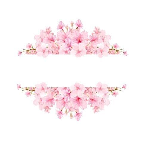 Printable Stationary 1   Floral Border Design, Flower