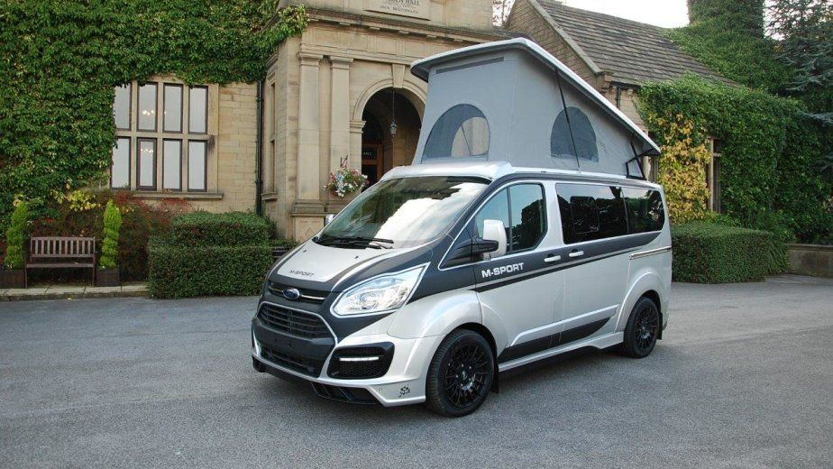Ford Transit Terrier M Sport Camper Across The Uk Ford Transit