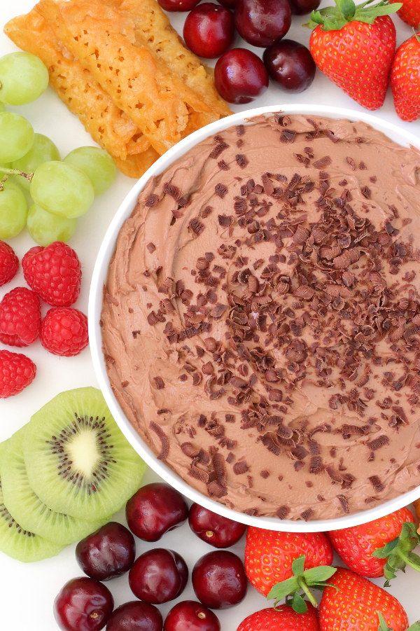 chocolate fruit dip recipe - 600×901
