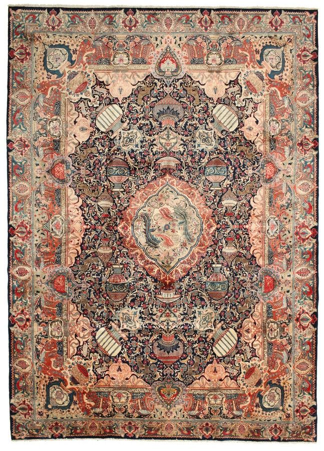 Persian Kashmar rug