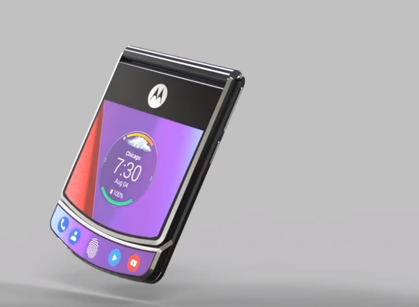 Motorola Razr 2019 and Huawei Mate X - Aadget | Updates and News in