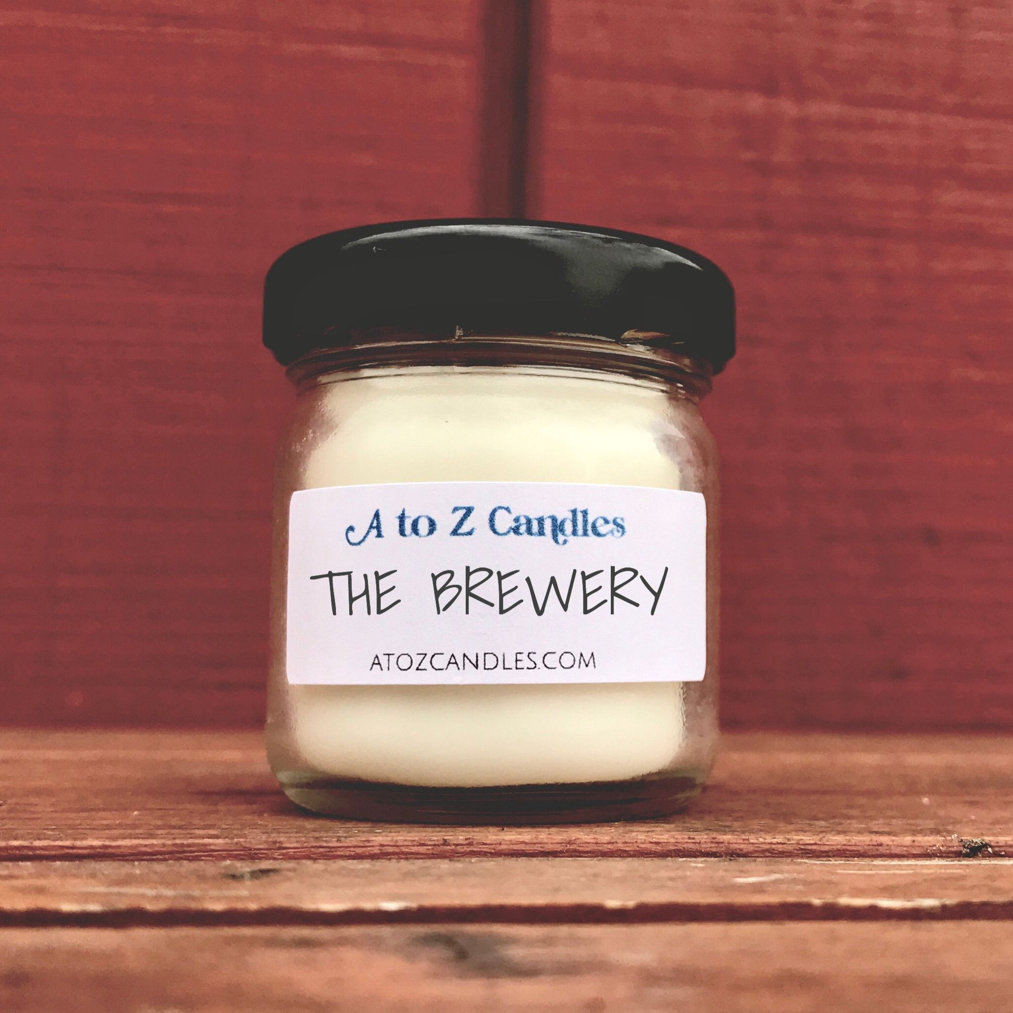 The Brewery - 1oz Mini Jar Candle