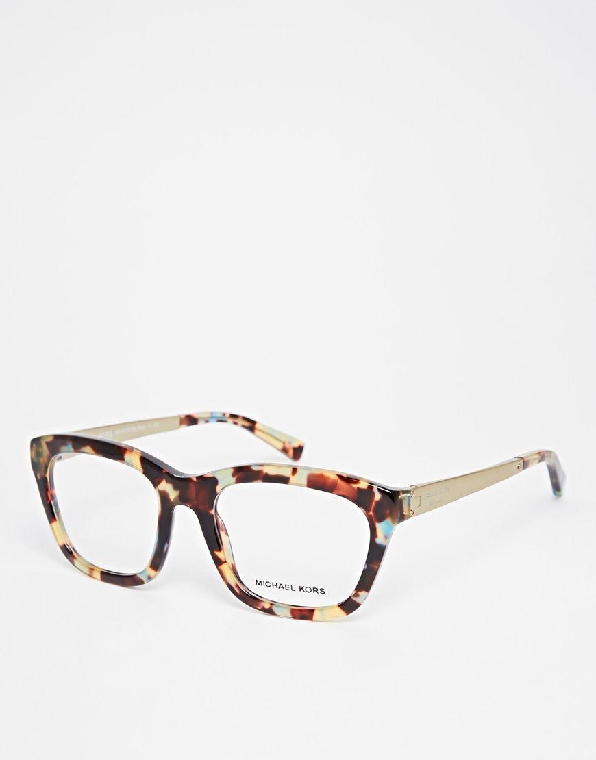 Michael Kors D Frame Glasses  2f34cd14807a