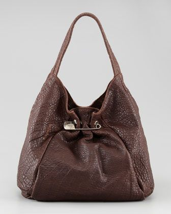 7ea08f38f22e1 Large Sheepskin Hobo by Sissi Rossi at Neiman Marcus. Sissi