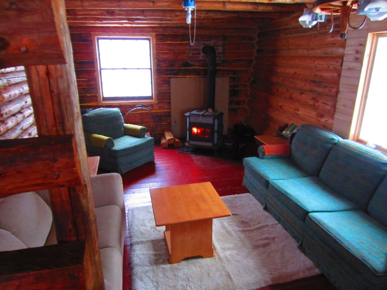 Tiny Homes With Images Log Cabin Interior Tiny Home